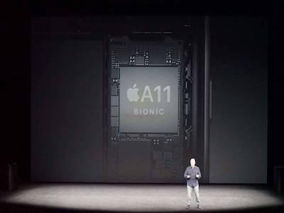 تراشه A11