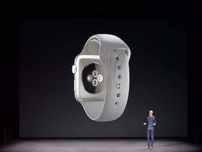 ویژگی های اپل واچ جدید