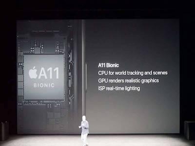 cpu iphone 8 plus