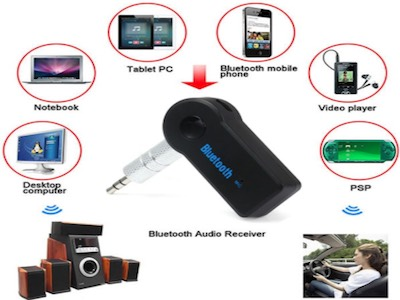 خرید bluetooth aux ماشین