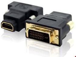 تبدیل DVI نری به HDMI مادگی