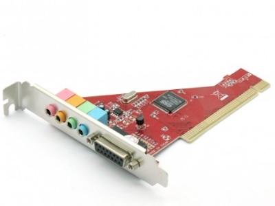 کارت صدا اینترنال PCI