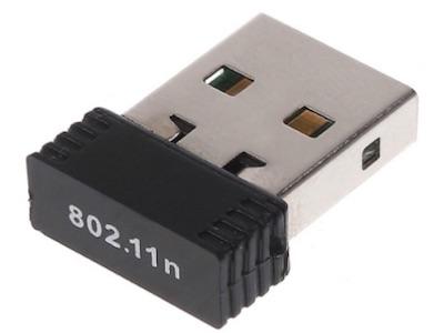 کارت شبکه وایرلس بند انگشتی USB