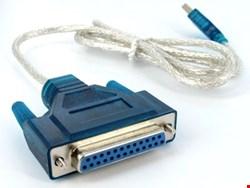 تبدیل USB به DB25 پارالل