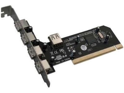 PCI کارت USB 2.0