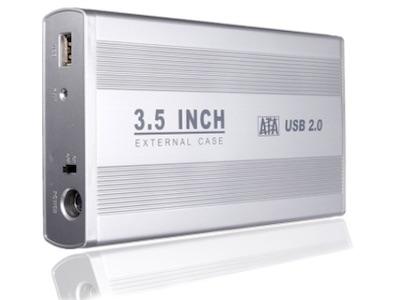 باکس هارد ۳.۵ اینچی USB۲