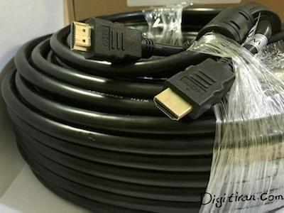 کابل 25 متری 4K HDMI برند PSP