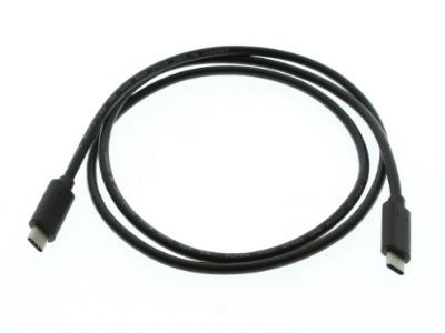 کابل دو سر USB 3.1 توع TYPE-C برند PSP که جهت اتصال دو گوشی و گوشی به لپ تاپ قابل استفاده می باشد.