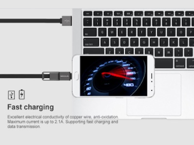 کابل دو سر نر USB 3.1 TYPE C