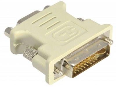 تبدیل DVI نری به VGA مادگی