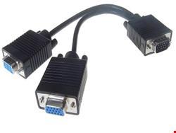 کابل 1 به 2 VGA
