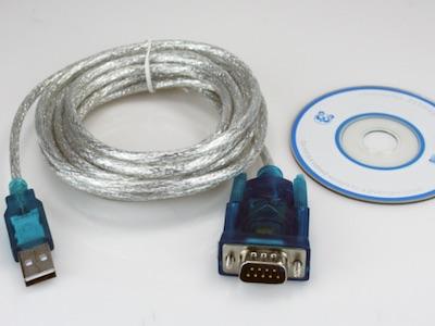 گرفتن خروجی سریال از پورت USB لپ تاپ